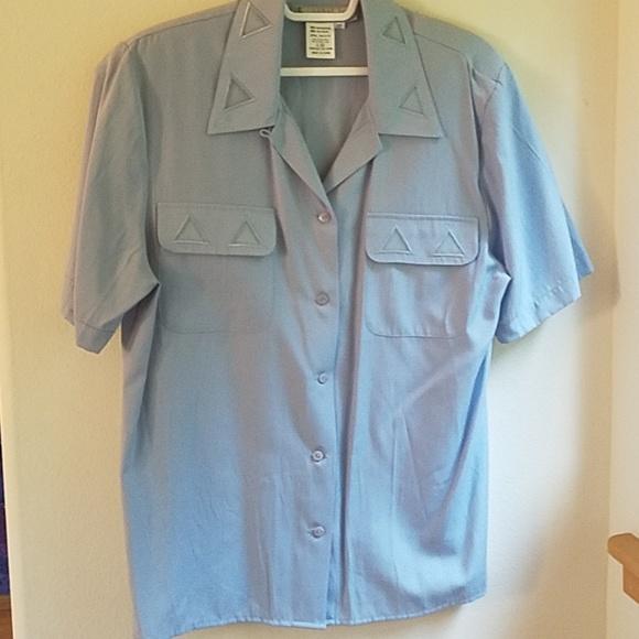 Fred David Tops - EUC Fred David 80s dress shirt